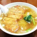 福建楼 - 排骨湯麺