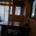 清九郎 - テーブル席