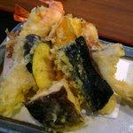 清九郎 - 天ぷら