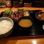 3156351 - 豚肉の味噌焼き(850円)