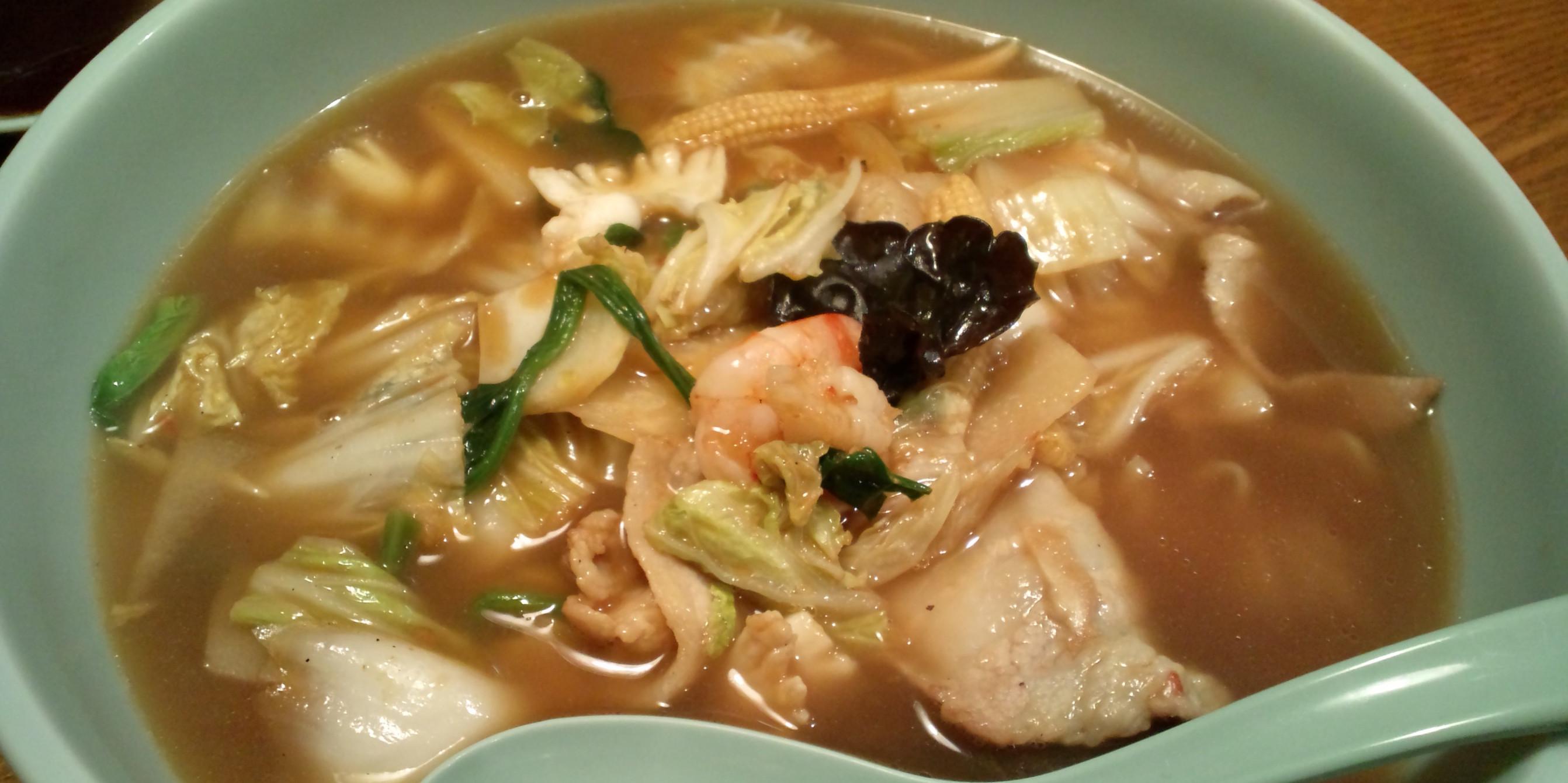 中華料理 勝慧