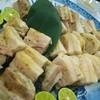 佐野家 - 料理写真:分厚い豚!