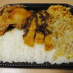むんじゅる弁当 - 2014.10購入
