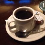 イゾルデ - ホットコーヒー
