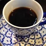 松竹膳處 - 食後のコーヒー