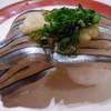 魚屋さんの新鮮回転寿司 - 料理写真:きびなご