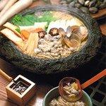 亀戸升本 - 名物「亀戸大根あさり鍋」