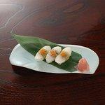 亀戸升本 - 亀戸大根寿司