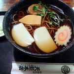 天龍本店 - おかめ蕎麦