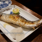 すずき - 秋刀魚塩焼き