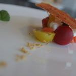 ランファン・キ・レーヴ - たくさんのトマト使ったサラダ