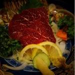 馬肉料理  馬勝蔵 - ま、これは東京でも食べられるからな