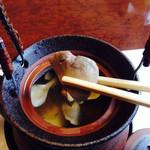 和匠よし乃 - カワハギ肝アップ