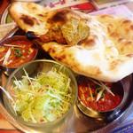 インド・ネパール料理 タァバン - レディースランチ(980円)