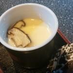 寿し茶屋海旬亭 - 茶碗蒸し