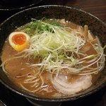 彩色ラーメンきんせい - 味噌そば(2010年2月)
