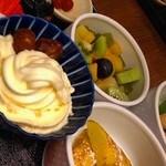 吾妻茶寮 - 甘味懐石『離宮』