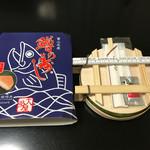 大多屋 - 包み鱒の寿司