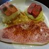 明洞館 - 料理写真:厚切り牛タン、厚切りフィレ、サーロイン
