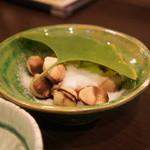 かぶ菜 - 銀杏