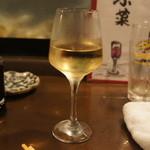 かぶ菜 - 白ワイン