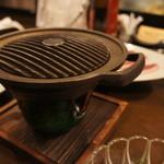 かぶ菜 - 陶板