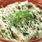 梵天丸 - 鶏マヨ丼