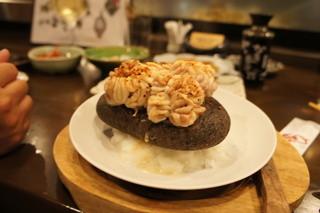 かぶ菜 - 白子焼