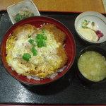 tonkatsumaisen - 黒豚カツ丼