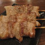 福来ちゃん - 料理写真:豚串(2本380円)