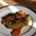 3161458 - 豚肉と小松菜の炒め