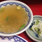 31619610 - スープ,漬物