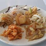 野のいぶき - 野菜料理