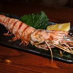 花金魚 - おいしいエビ