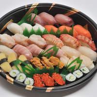本陣 - 寿司盛り合せ「華」