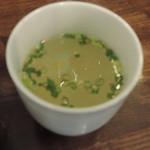 幸の鶏 - 鶏のスープ