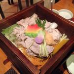 しゃんしゃん 龍 - 肉の旬菜