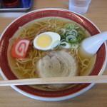亀次郎 - ラーメン490円