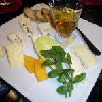 レガル - チーズの盛りあわせ