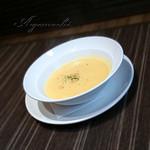なかにし - サービスランチのスープ