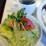 Cafe Lunch Jun - サラダ&スープ
