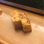 は満寿司 - 単品で玉子焼き