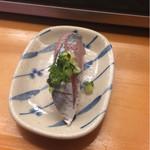 は満寿司 - 単品で秋刀魚