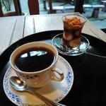 ぎゃらりぃかふぇ華野 - コーヒーも美味しいです
