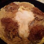 31634144 - ふんわり卵のヒレかつ丼