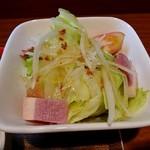 シーズホーム - 合鴨と玉ねぎのサラダ