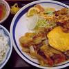 Janjanrou - 料理写真:中華定食
