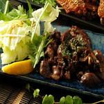 鶏ホルモン炒め  480円(税別)