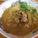 麺八 - 料理写真:徳島ラーメン