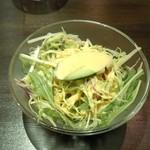 TSUBAKI GARDEN - セットのサラダ